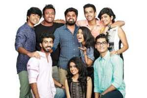 Malayalam Film Aanandam (2016)