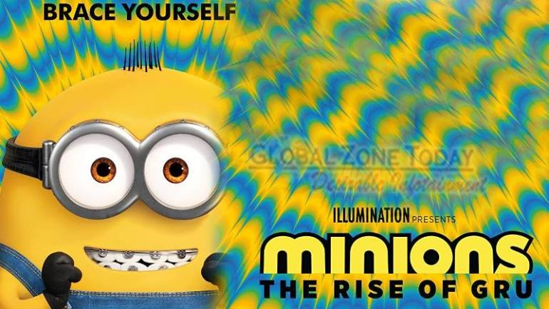 Minions: The Rise of Gru (Hollywood Movie)