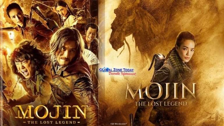 Mojin : The Lost Legend