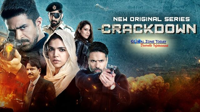 Crackdown (Hindi Web Series)