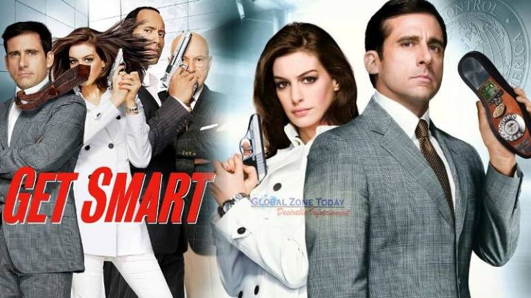 Get Smart (Hollywood Movie)