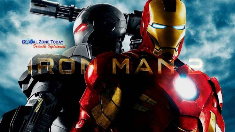 Iron Man 2 (Hollywood Movie)