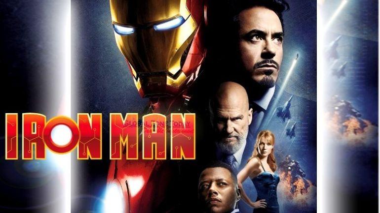 Iron Man (Hollywood Movie)
