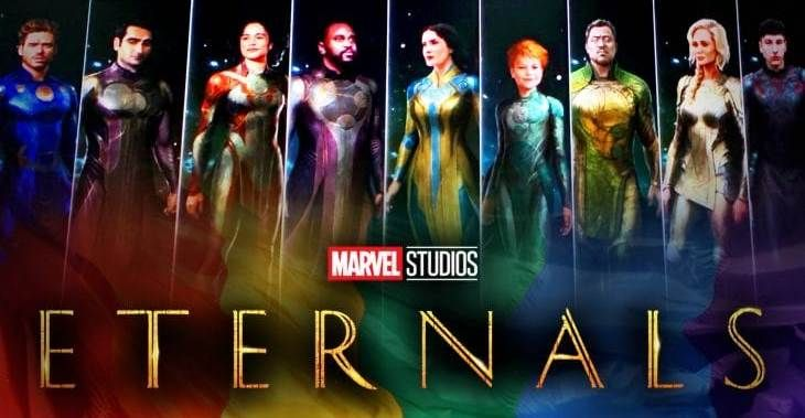 The Eternals (Hollywood Movie)