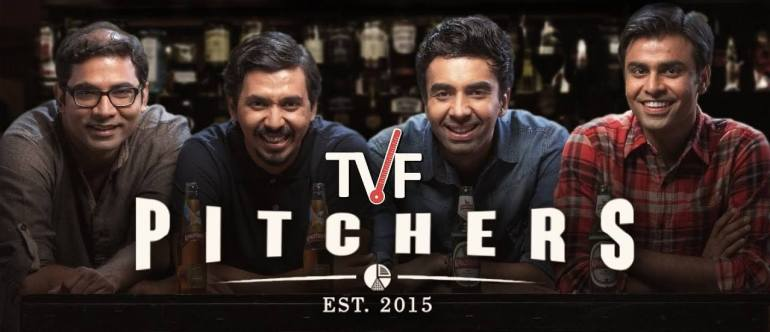 TVF Pitchers (Hindi Web Series)