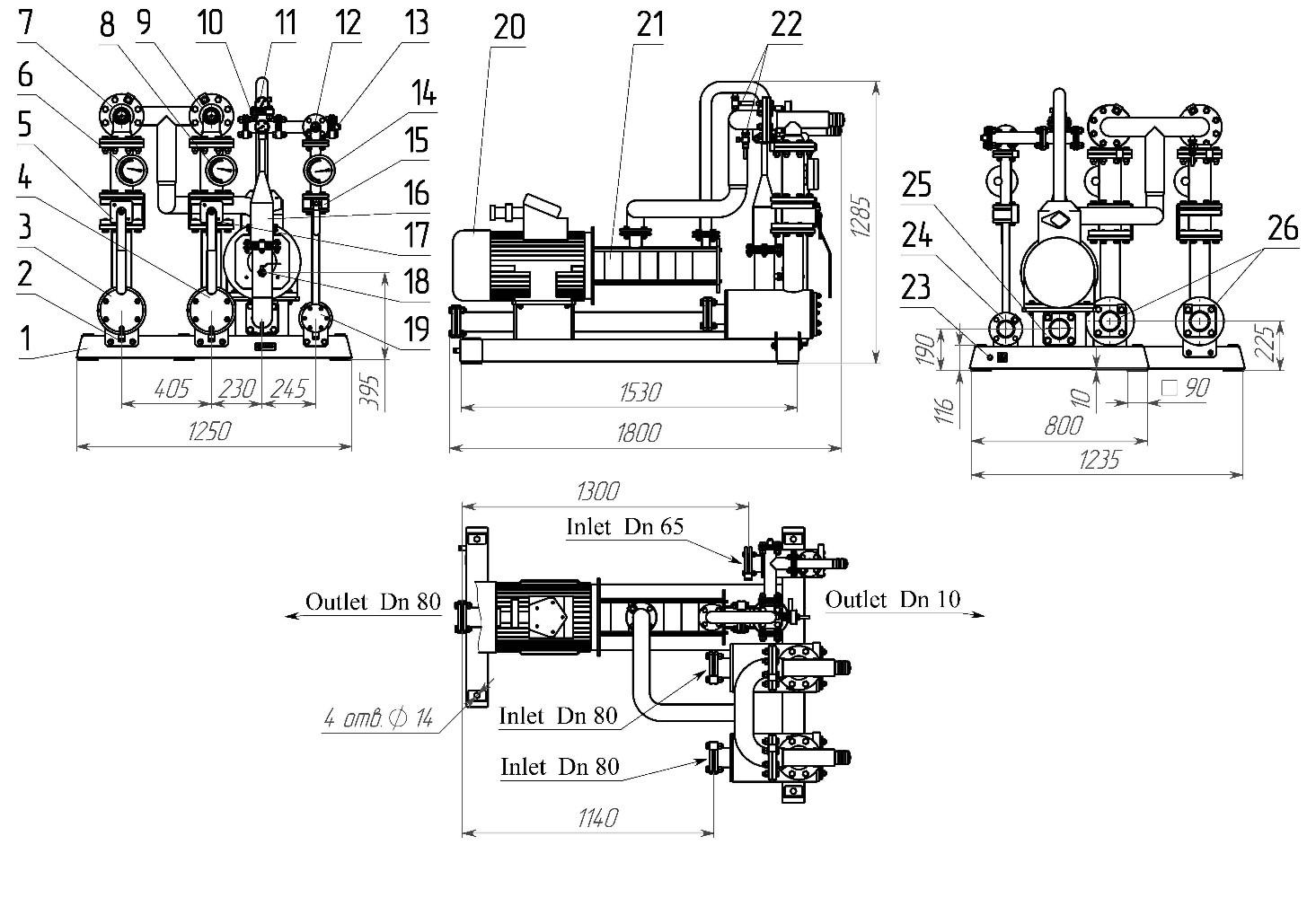 Fuel Blending Systems