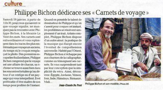 La Dépêche du Midi Lannemezan (65) Janvier 2013