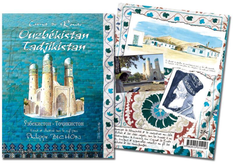 Carnet Ouzbékistan & Tadjikistan