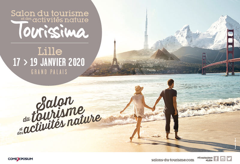 Salon Tourissima Lille 2020