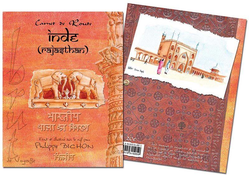 Carnet de route Inde Rajasthan Philippe Bichon