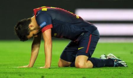 Adiós al Barça