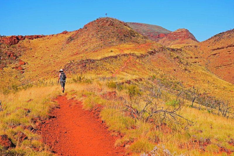 Road trip sur la côte ouest de l'Australie, parc national de Karijini