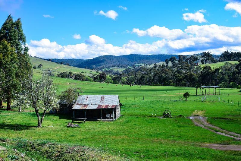Ranch en Australie