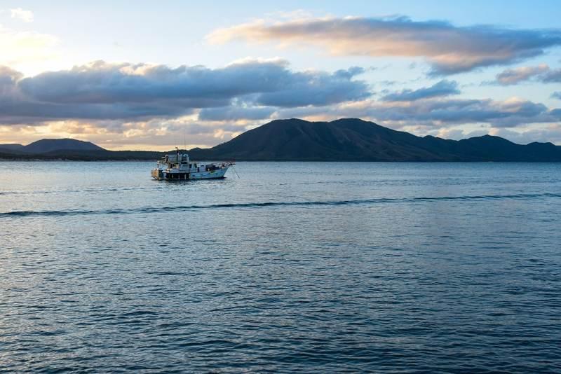 Cooktown côte est de l'australie