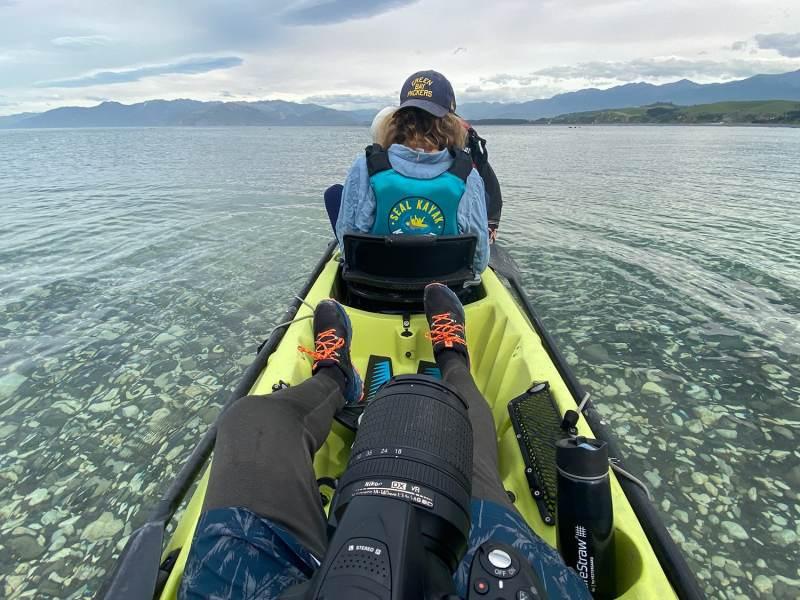 Gestes écologiques au quotidien : le kayak activité non polluante