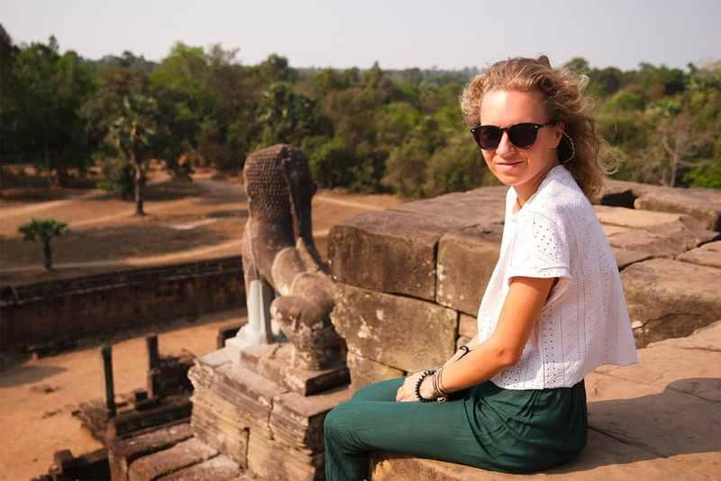 Visite des temples d'Angkor voyage au Cambodge