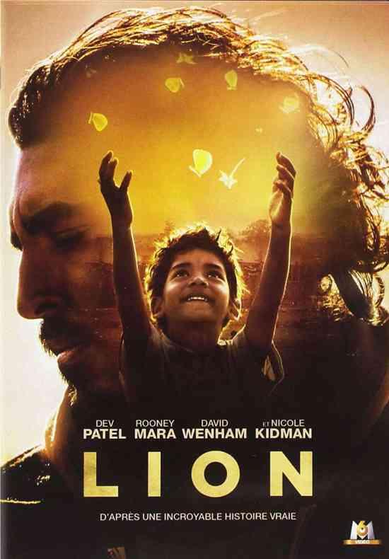 film pour voyager : Lion