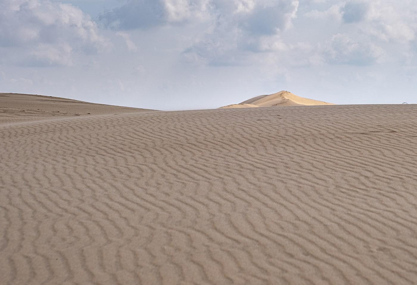 Dune de Pilat Bassin d'arcachon en camping-car
