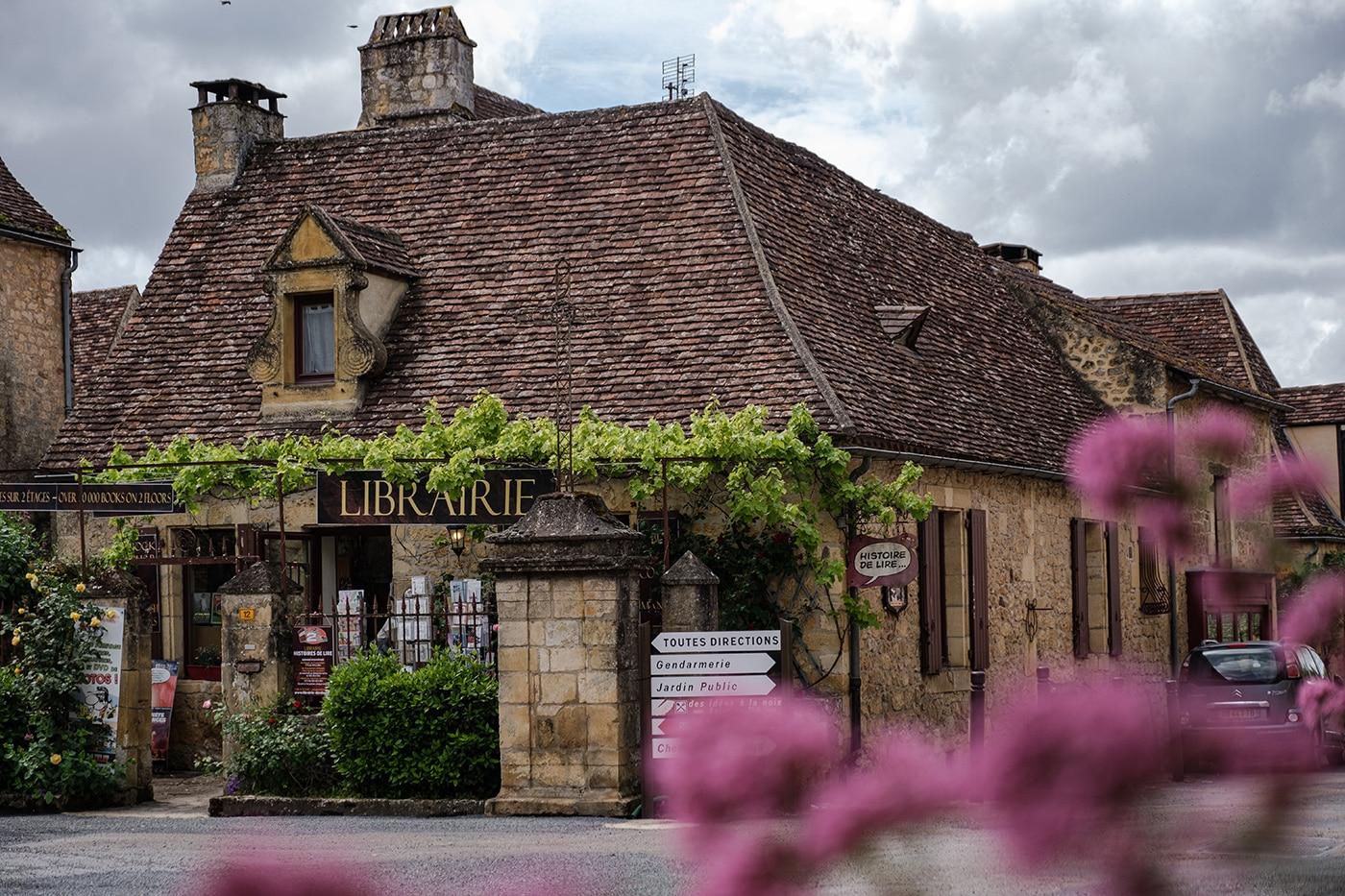 Domme village de la vallée de la Dordogne à proximité de Sarlat