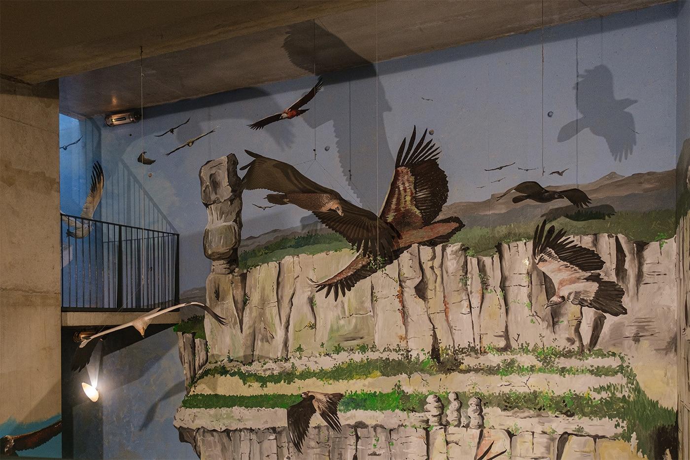 Maison des vautours Le Rozier