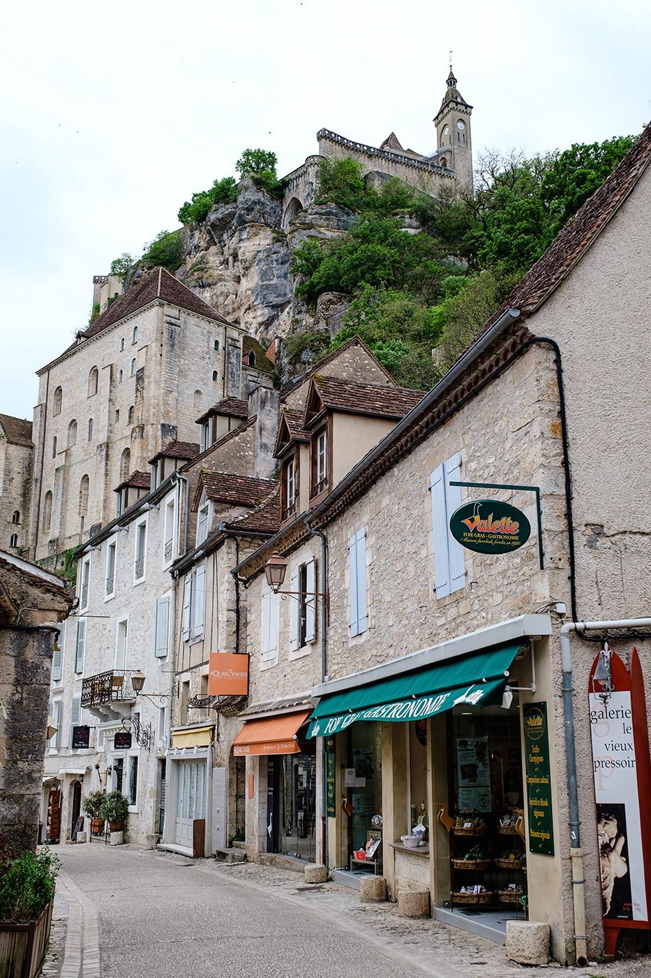 Boutique produits régionaux rocamadour
