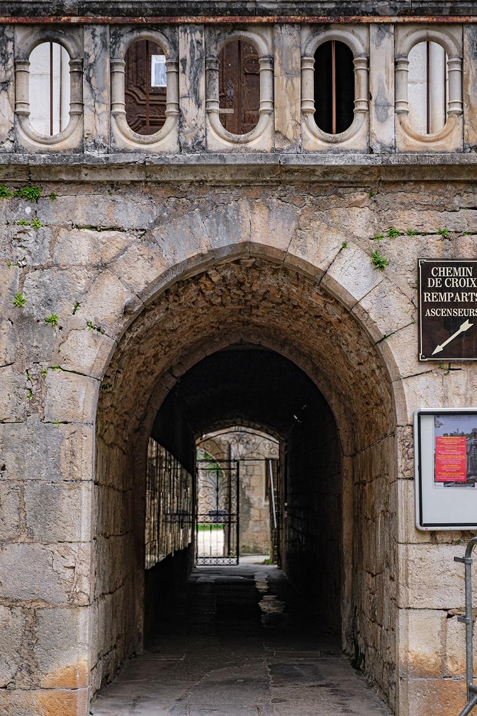 Porte à Rocamadour