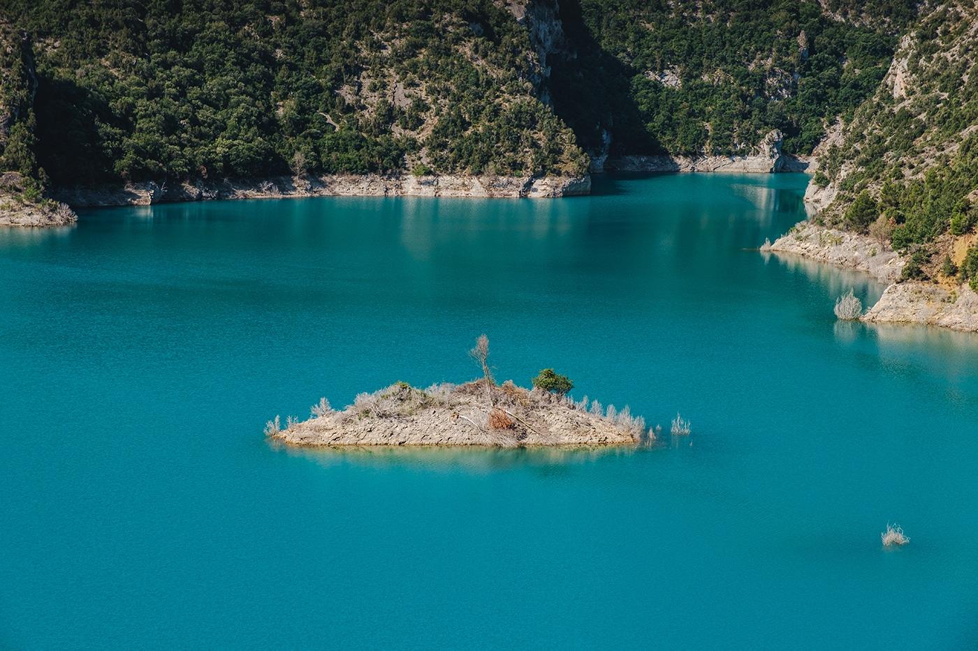 Randonnée muraille de Finestras Espagne blog de voyage