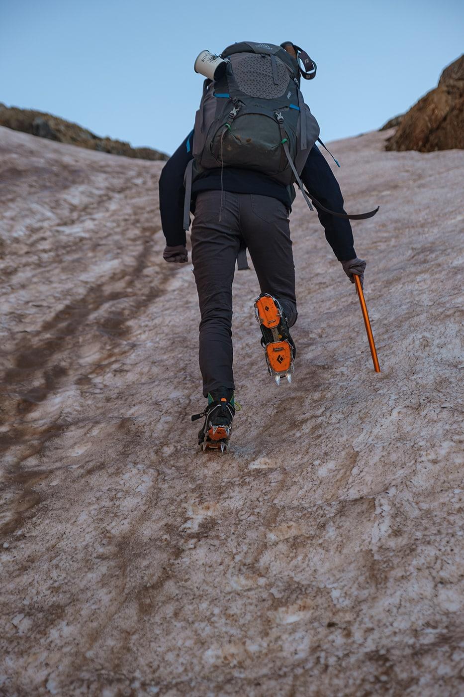 Ascension pic des posets par la voie royale blog de randonnée