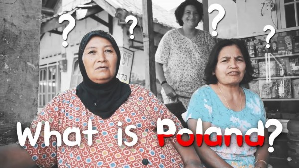 What Indonesians know about Poland