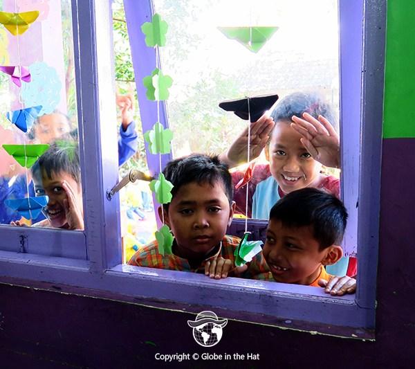 Indonesian elementary school