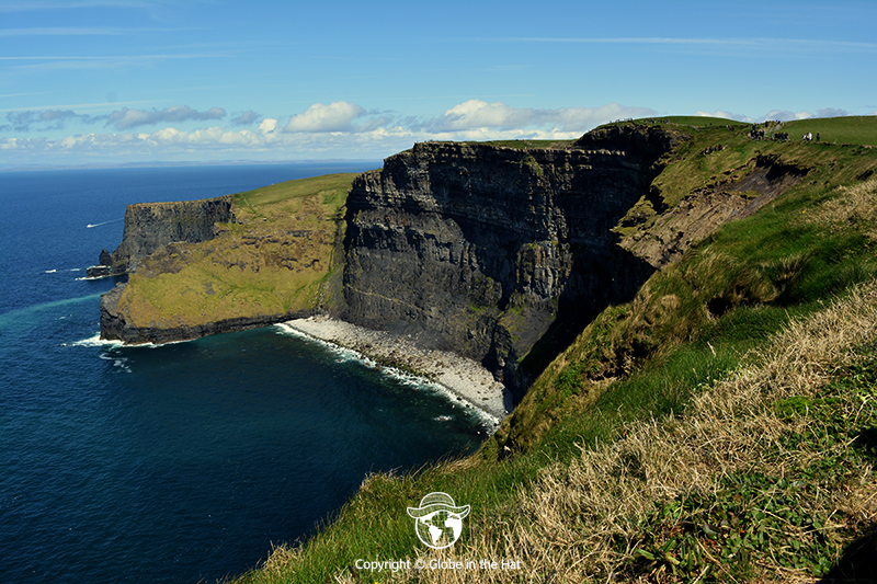 The Cliffs of Moher in Ireland