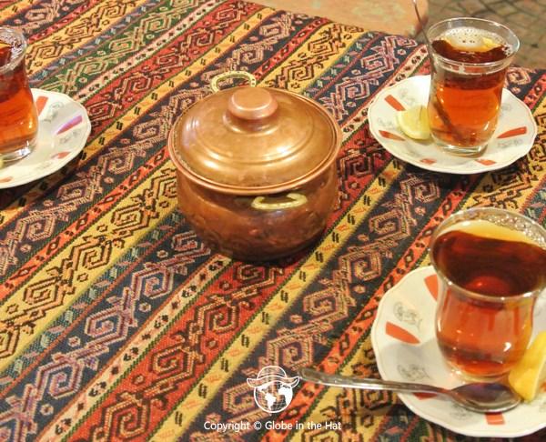 How to stop drinking Turkish tea