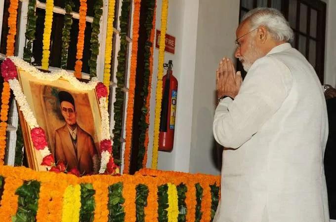 Modi savarkar hindu nationalism