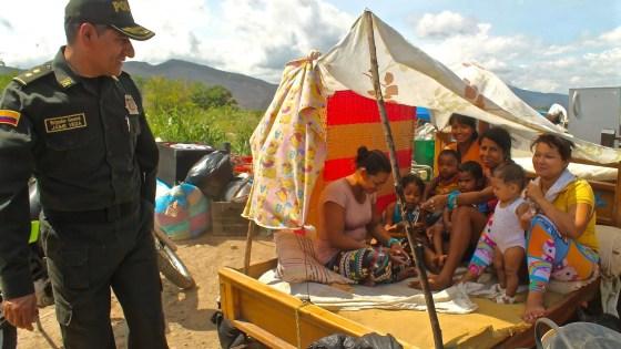 venezuela Colombia migrant crisis