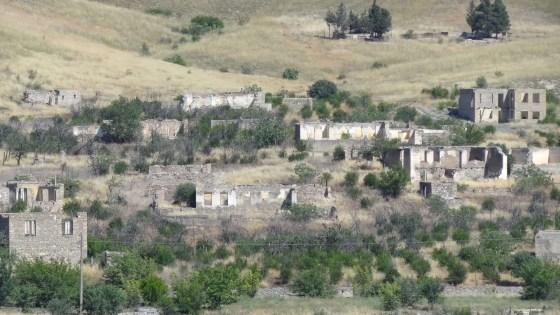 Khudaferin Azeri Village Nagorno Karabakh Ethnic Cleansing