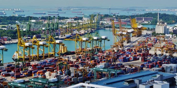 singapore busiest ports world