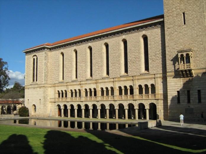 University of Western Australia Winthrop Scholarship