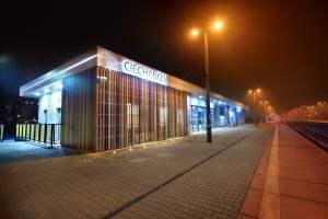 Dworzec w Ciechanowie
