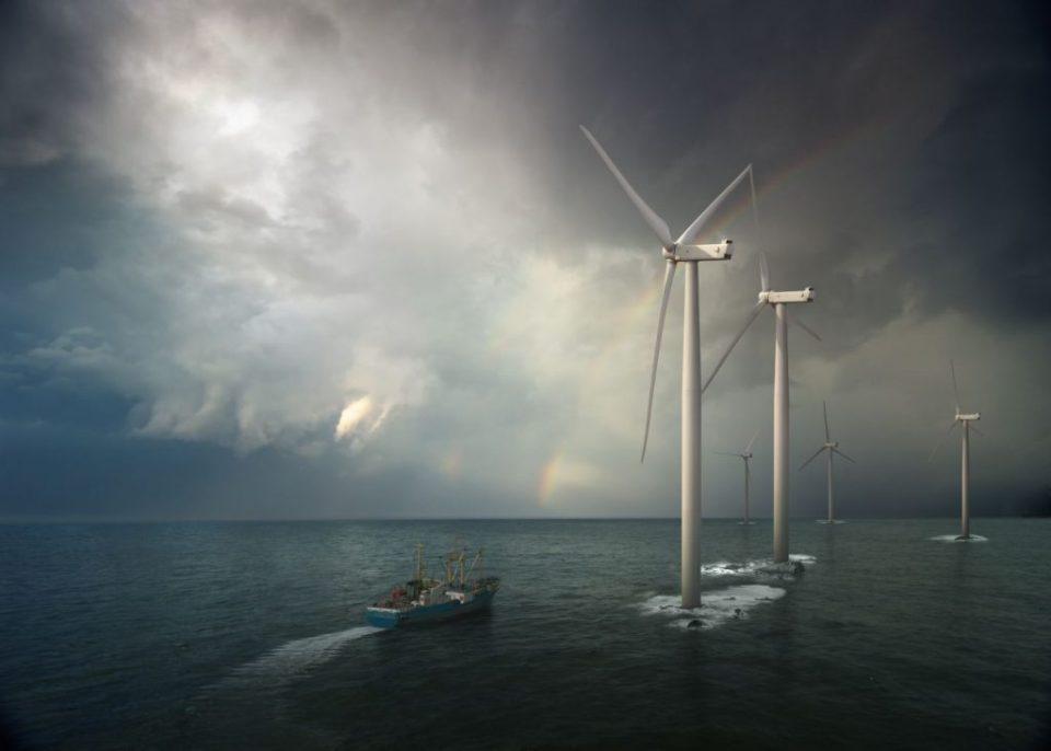 Morska elektrownia wiatrowa