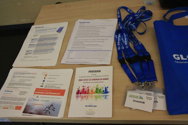 Rejestracja na XVII Forum Energia w Gminie w Katowicach