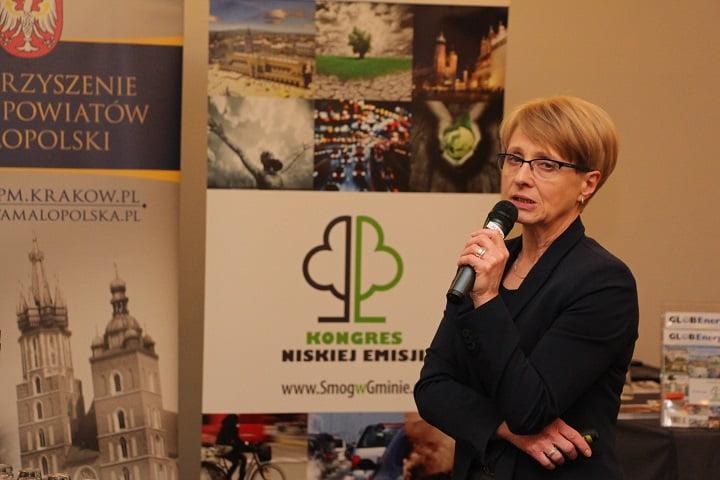 Ewa Olszowska-Dej – Dyrektor Wydziału Kształtowania Środowiska, Urząd Miasta Krakowa