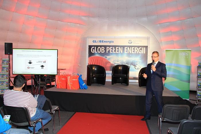 Radosław Grech, Centrum Technologii Energetycznych