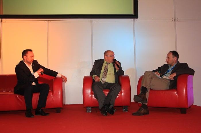 Panel dyskusyjny firm wykonawczych