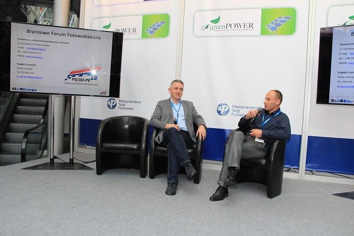 Grzegorz Burek i Bogdan Szymański