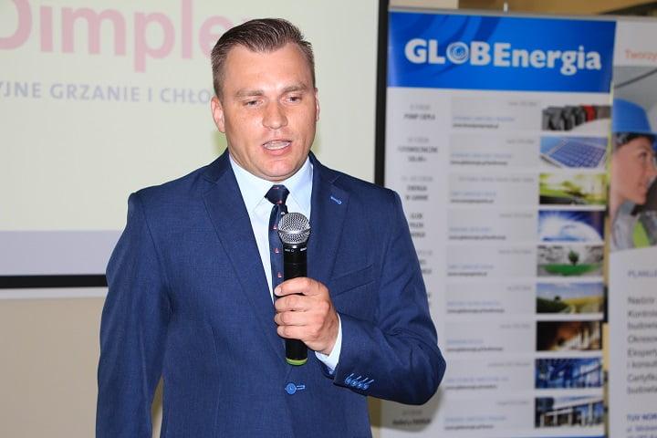 Adam Koniszewski, Dimplex