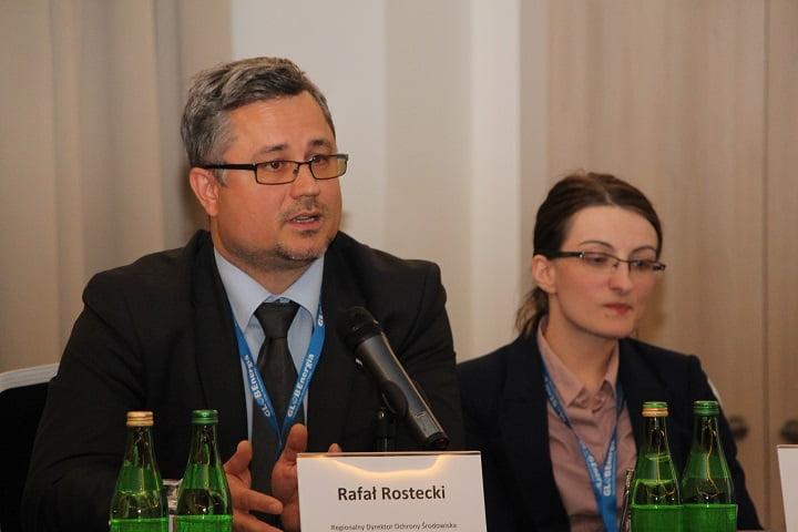 Rafał Rostecki – Regionalny Dyrektor Ochrony Środowiska w Krakowie