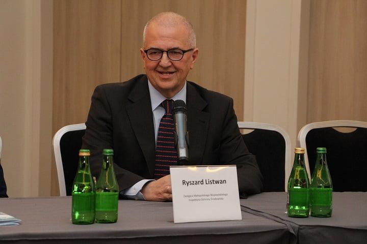 Zastępca Małopolskiego Wojewódzkiego Inspektora Ochrony Środowiska
