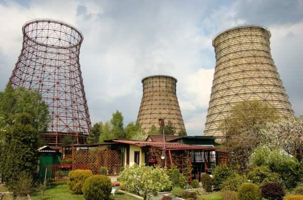 Elektrownia/Powerplant Halemba, autor: Kris Duda