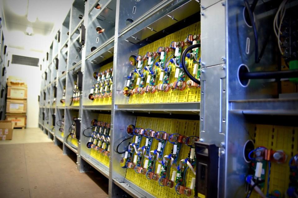 Magazyn energii ENERGA Operator