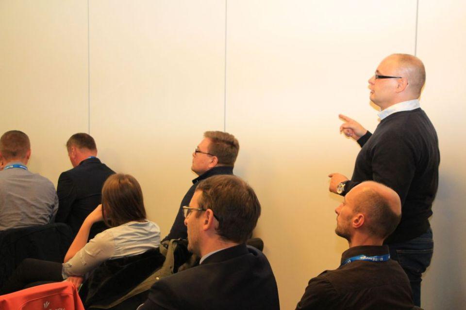 Pytania z sali podczas II Kongresu SBF Polska PV